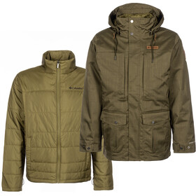 Columbia Horizons Pine Interchange Jacket Herren olive green